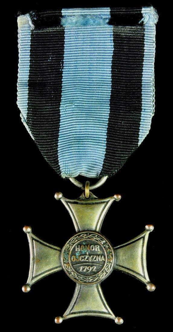 A POLISH ORDER VIRTUTI MILITARI, POLAND 1918-1939 - 2