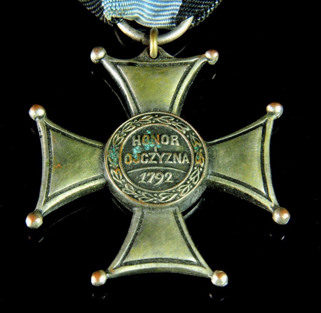 A POLISH ORDER VIRTUTI MILITARI, POLAND 1918-1939 - 3