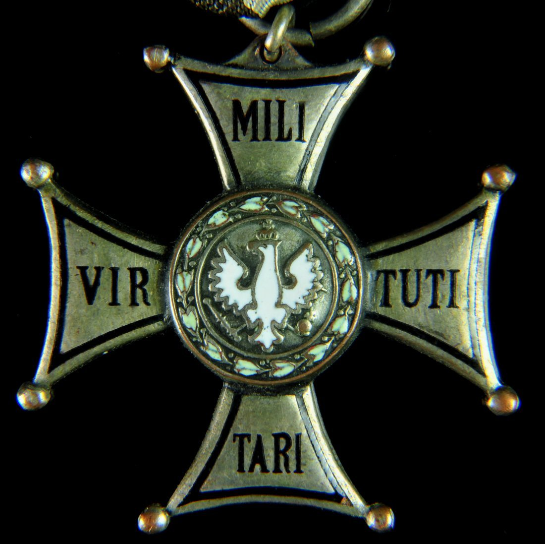 A POLISH ORDER VIRTUTI MILITARI, POLAND 1918-1939 - 4