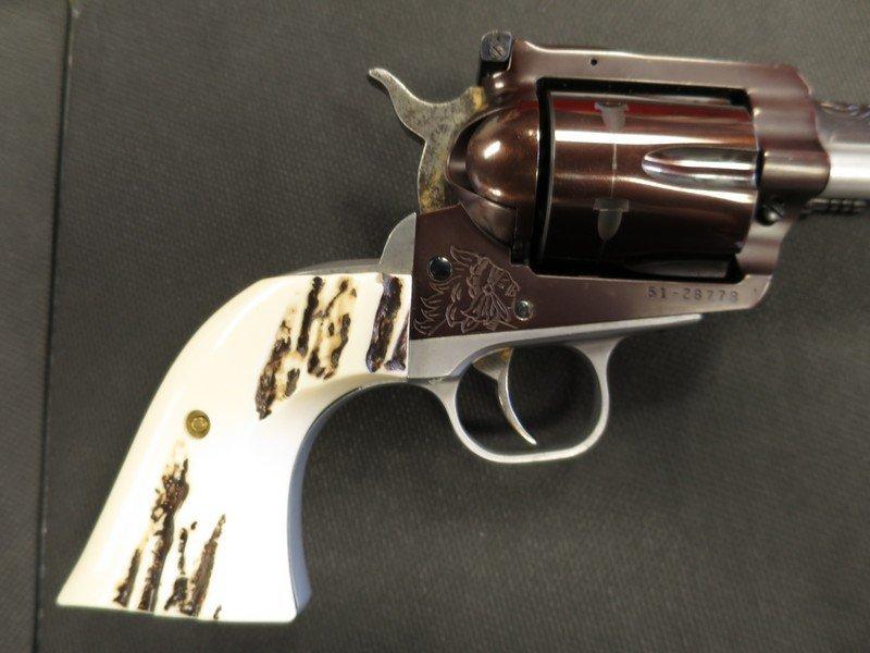 Ruger new model Blackhawk 30 cal revolver SN. 51-28778. - 2