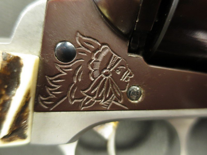 Ruger new model Blackhawk 30 cal revolver SN. 51-28778. - 6
