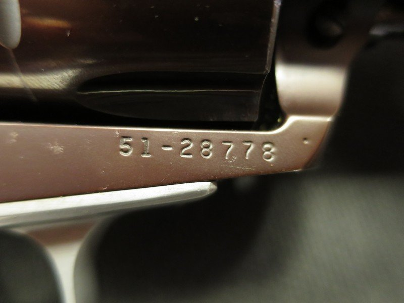Ruger new model Blackhawk 30 cal revolver SN. 51-28778. - 7