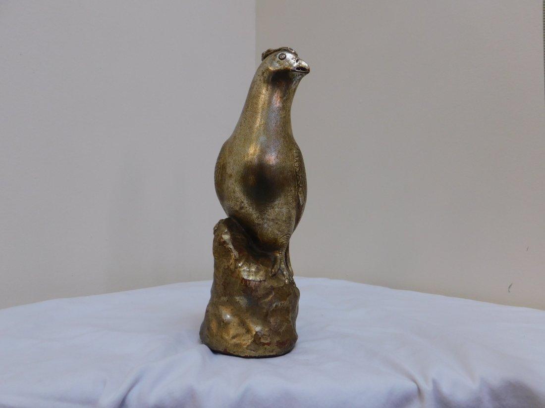 Ceramic Partridges,2 total