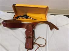 Ruger Blackhawk Gun With Holster