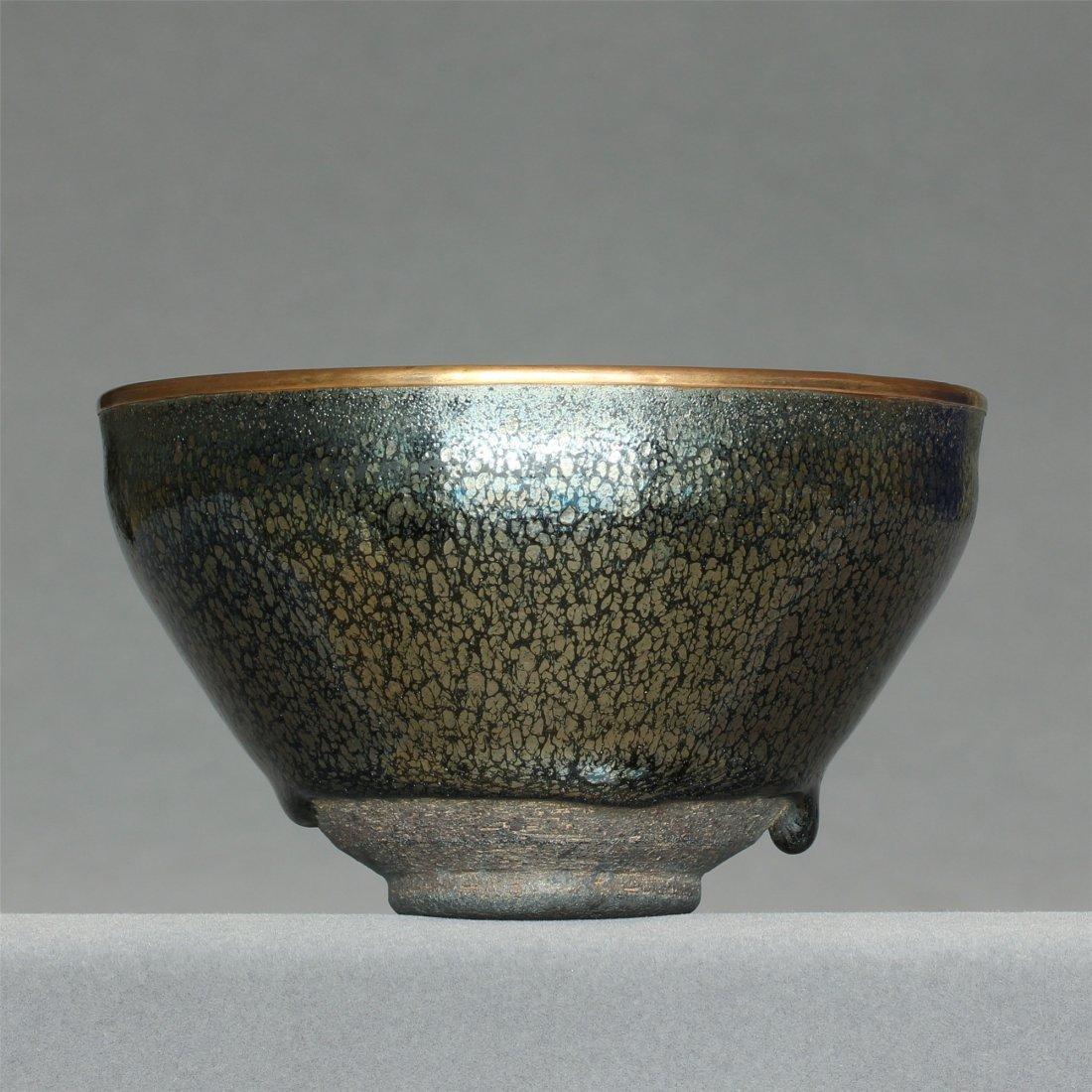 A 'Jian' 'Oil droplets' 'TENMOKU' Bowl Southern Song