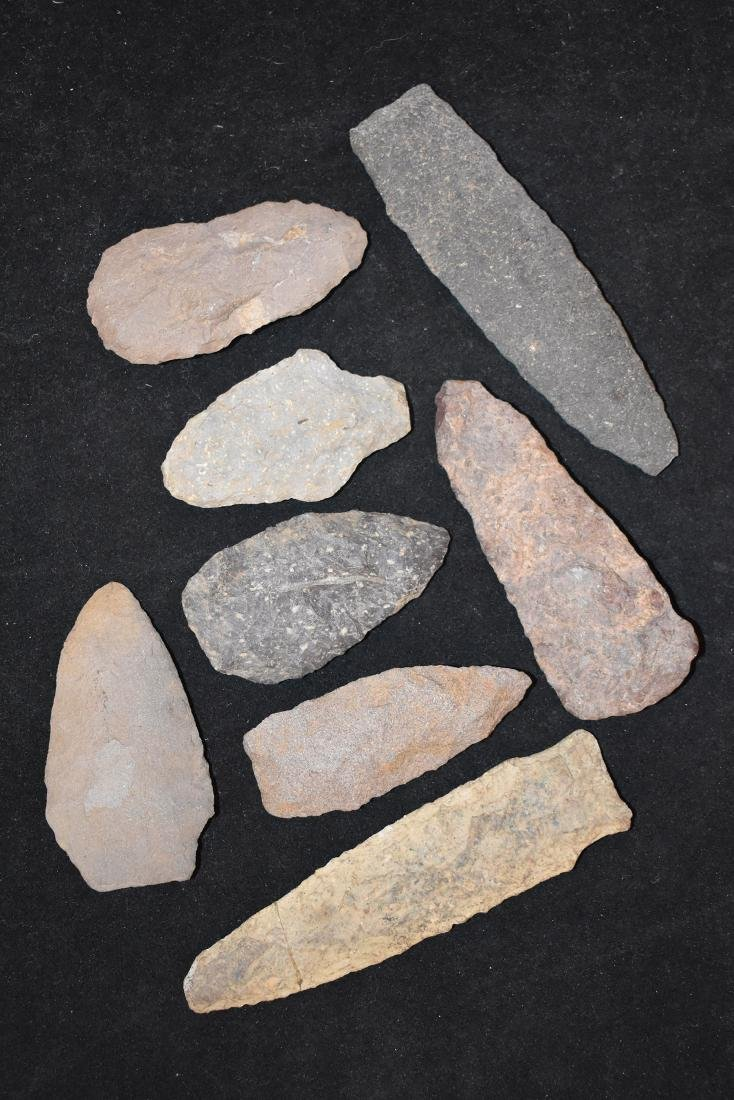 """Grouping of New England Points, Longest 4.3/8"""""""