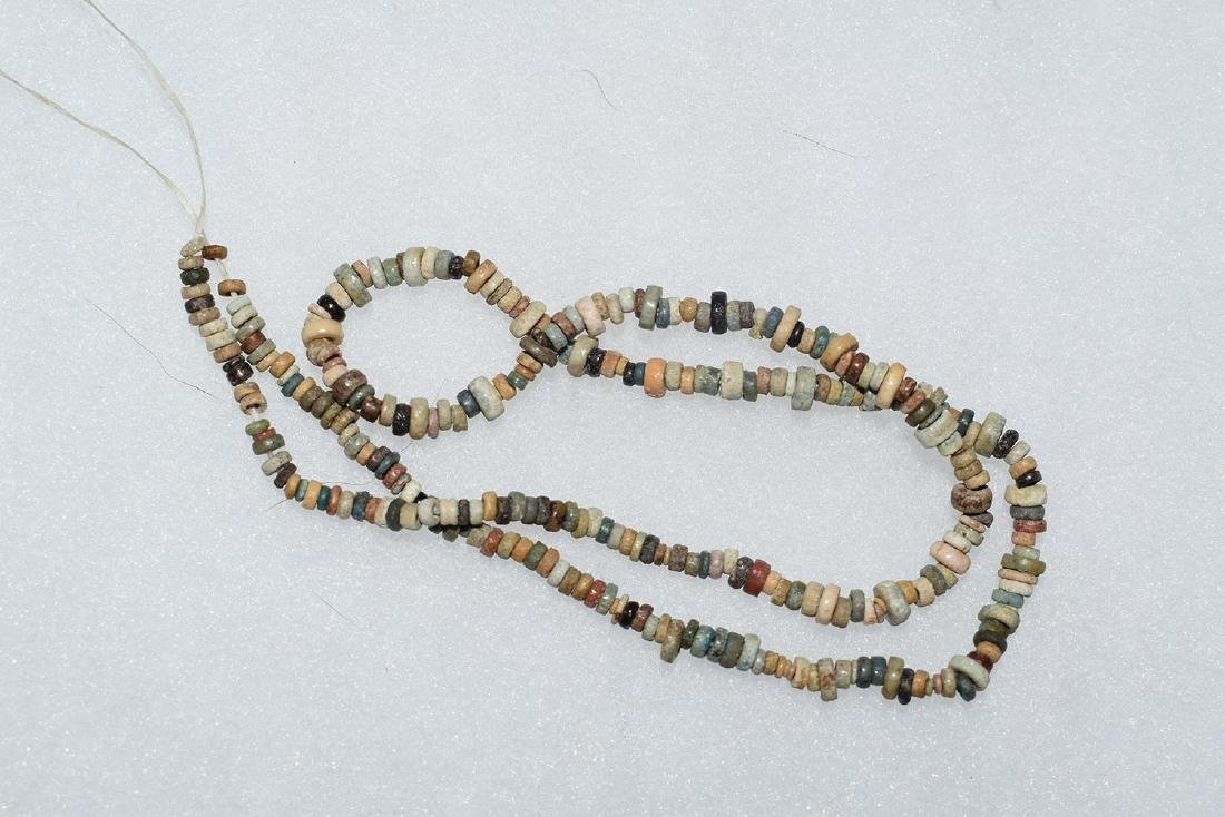 """Trade Bead Necklace, 15"""", Plains Indian"""