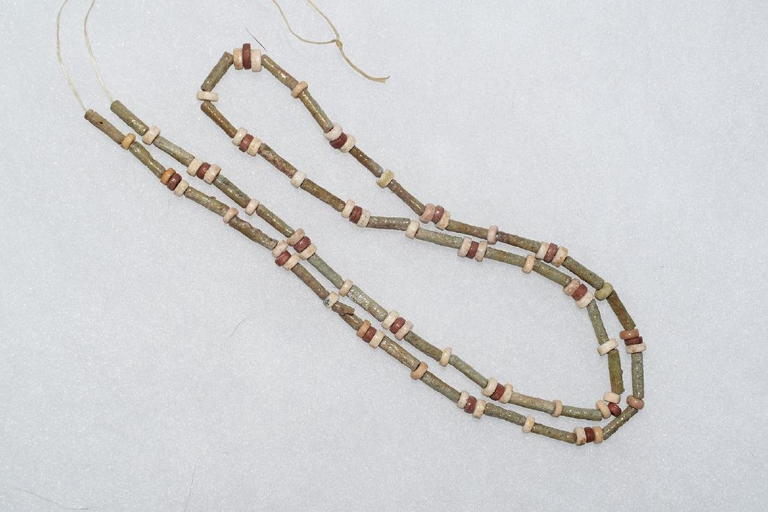 """Trade Bead Necklace, 21"""", Plains Indian"""