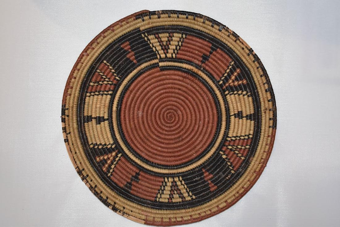 South West Reed Basket Mat, 12""