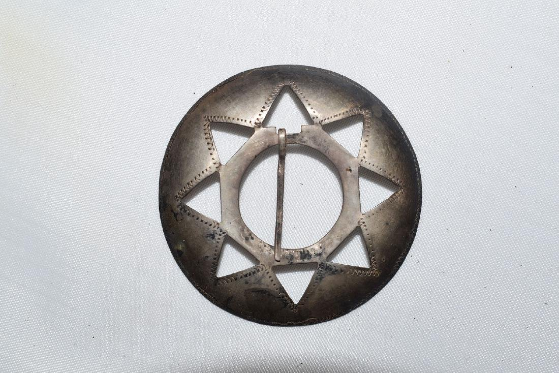 Superior Silver Broach, Northern Michigan, Ex Adams