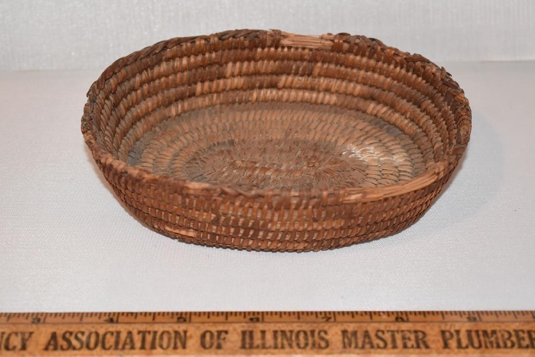 1910-1920 Western Reed Basket