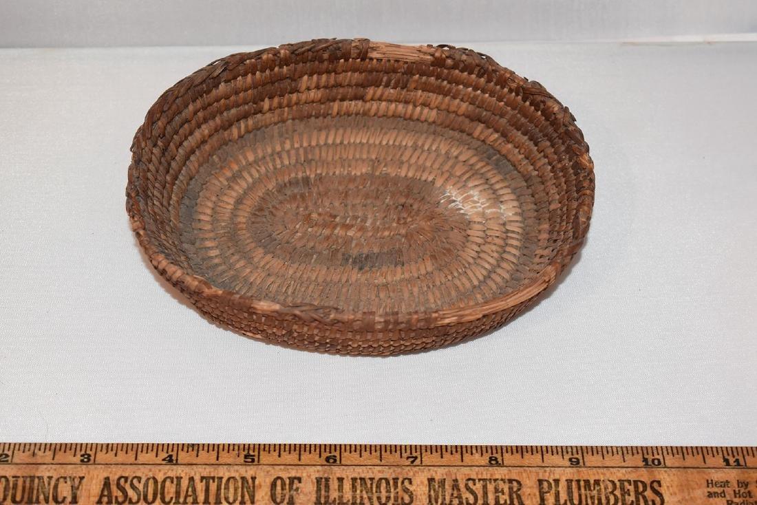 1910-1920 Western Reed Basket - 2