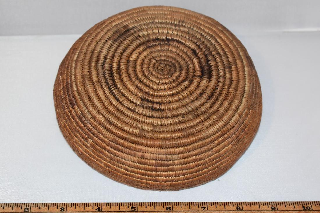 1910-1920 Western Reed Basket - 3