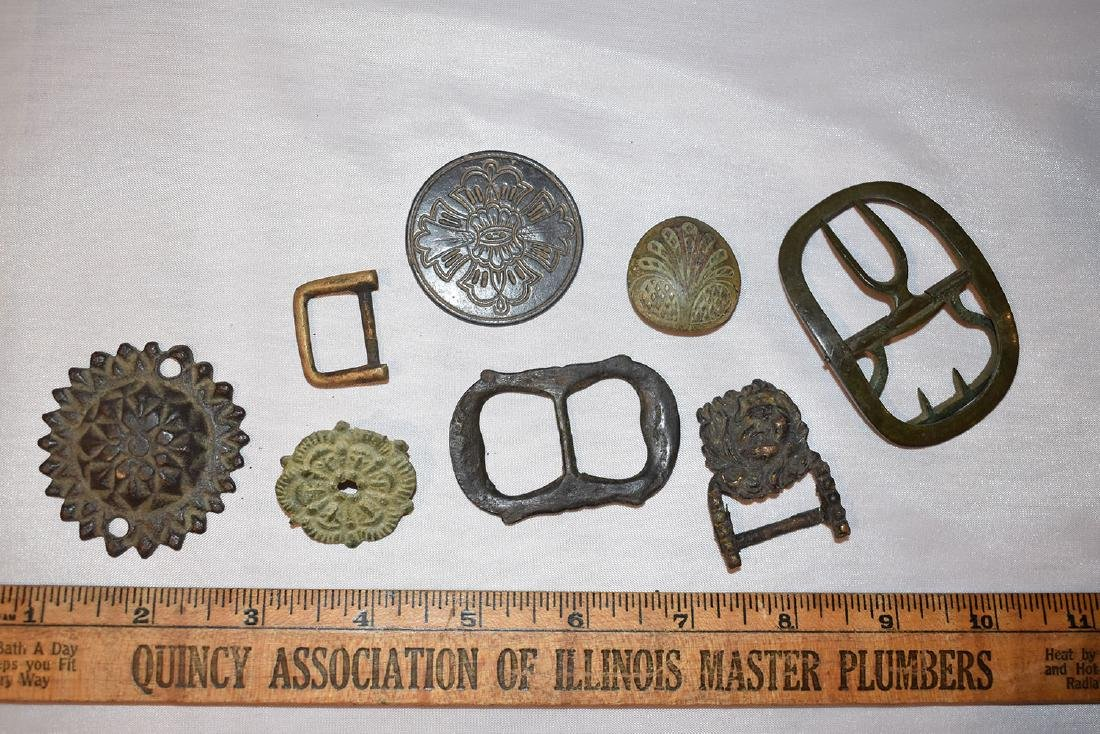 Great lot of Metal Detecting Finds found near Westfield