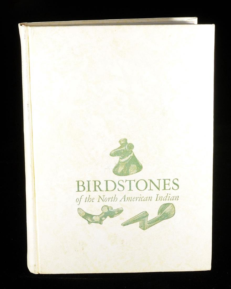 Birdstones of the North American Indian, #671, Signed,