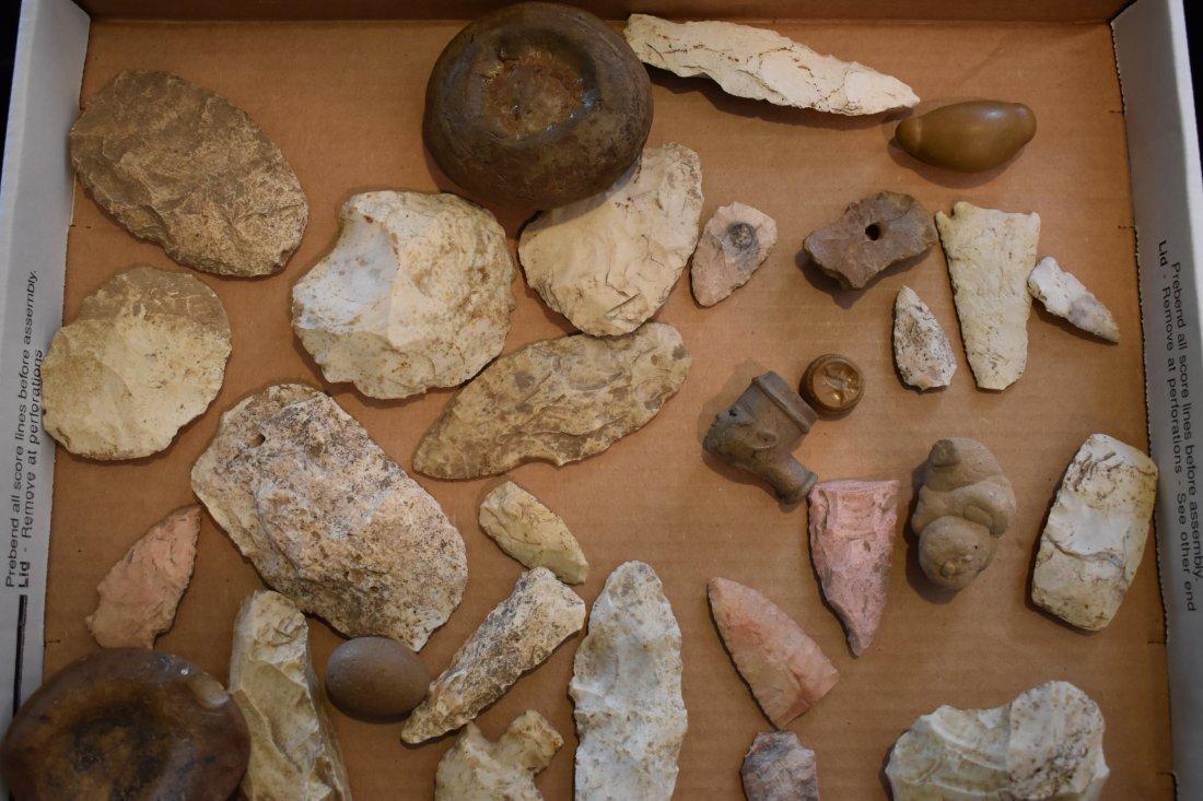 Flat of Relics