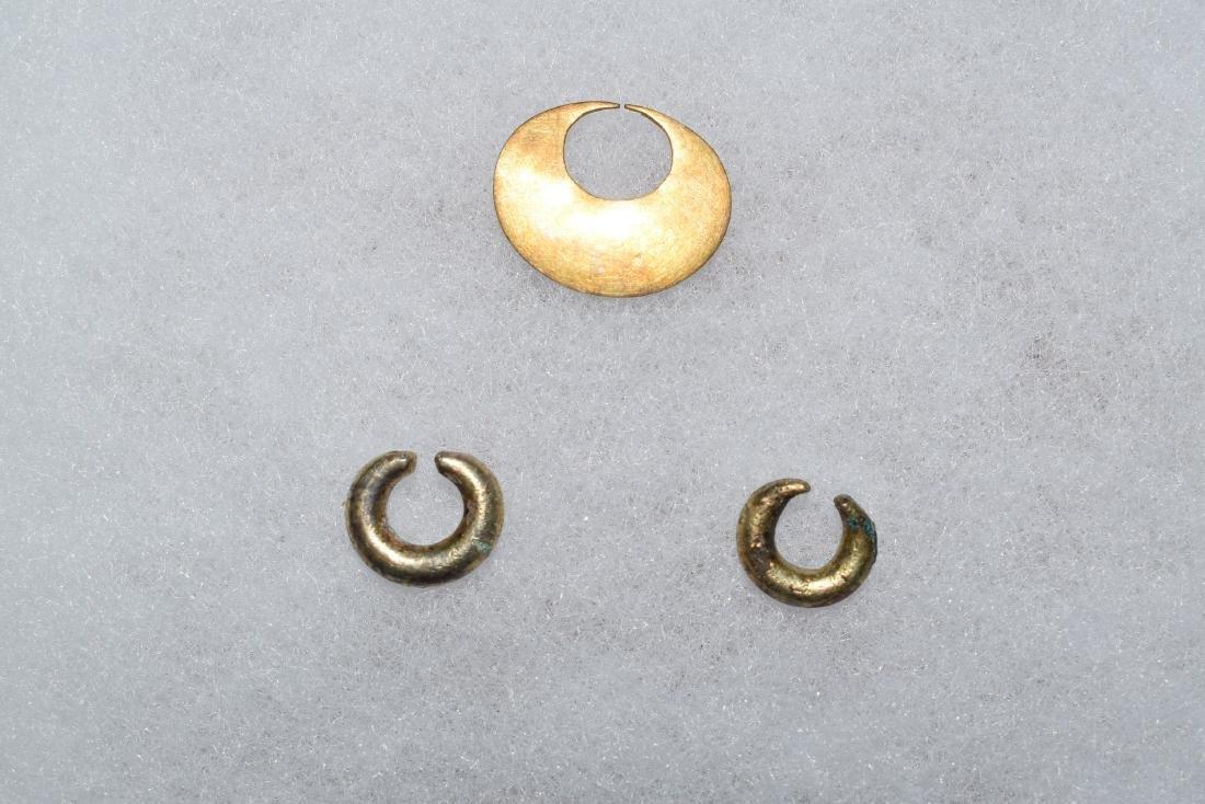 Pre-Columbian relics, 1 Gold