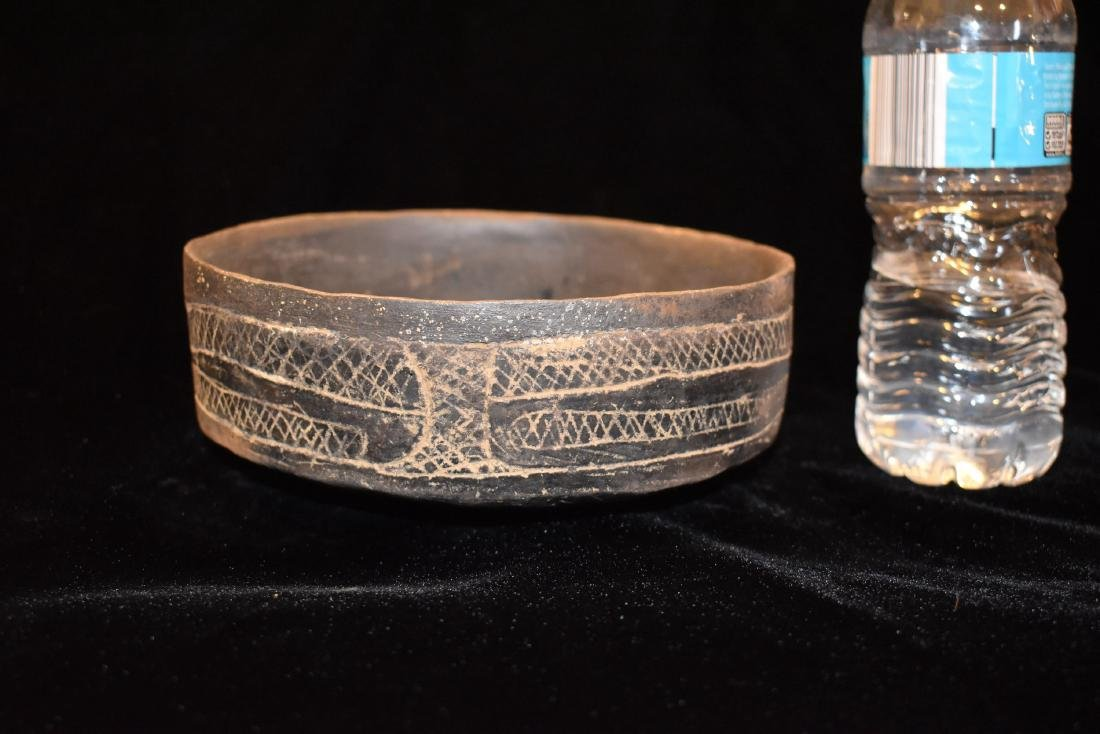 "Caddo Friendship Bowl 7.1/4"" Dia, 3"" Tall, Clark Co"