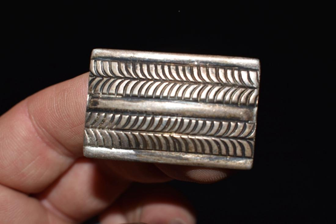 "1.1/2"" Silver Pin, No Trademark"