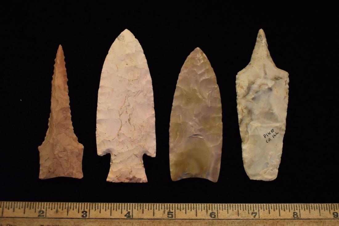 Reproduction Arrowheads