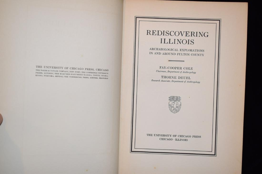 Rediscovering Illinois, Cole, Deuel, 1937 - 2