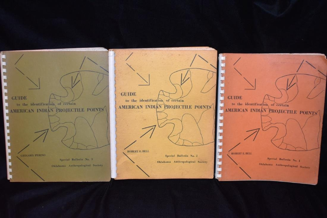 Set of Greg Perino's Guide to the Identification of