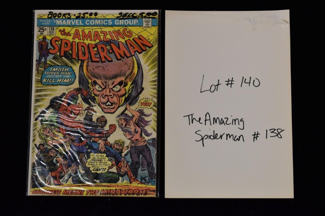 The Amazing Spiderman #138