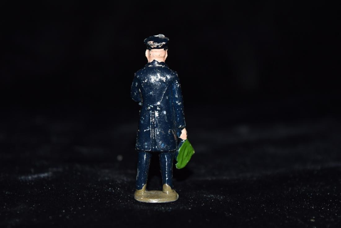 Lead/Tin Policeman Toy England WWI Era - 3