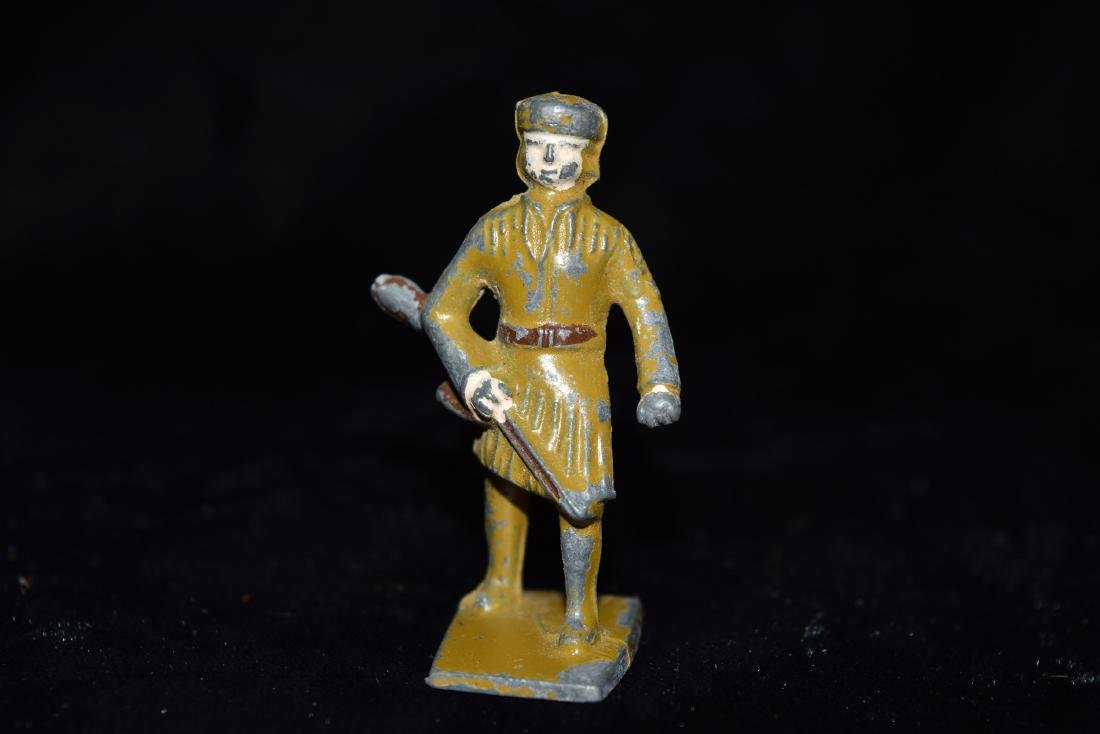 Lead/Tin 18th Century Hunter Toy USA Early 20th Century - 2