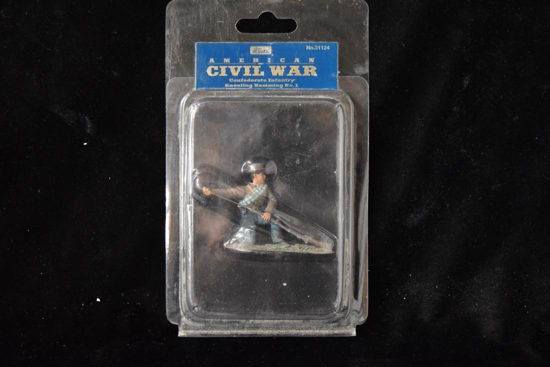 W Britain American Civil War - Confederate Infantry