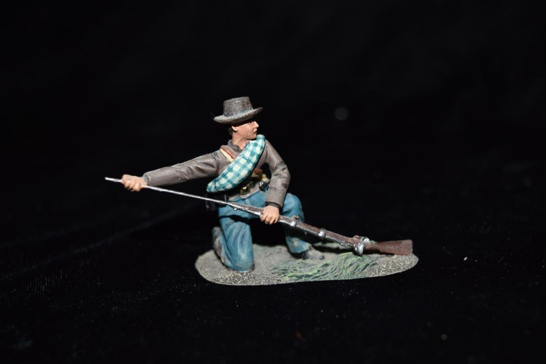W Britain American Civil War - Confederate Infantry - 2