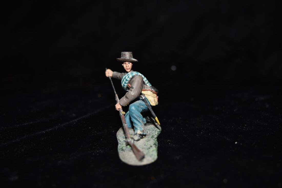 W Britain American Civil War - Confederate Infantry - 3