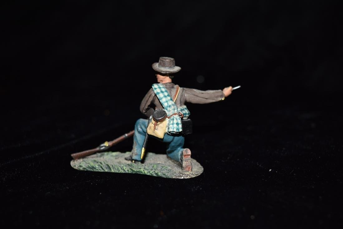 W Britain American Civil War - Confederate Infantry - 4