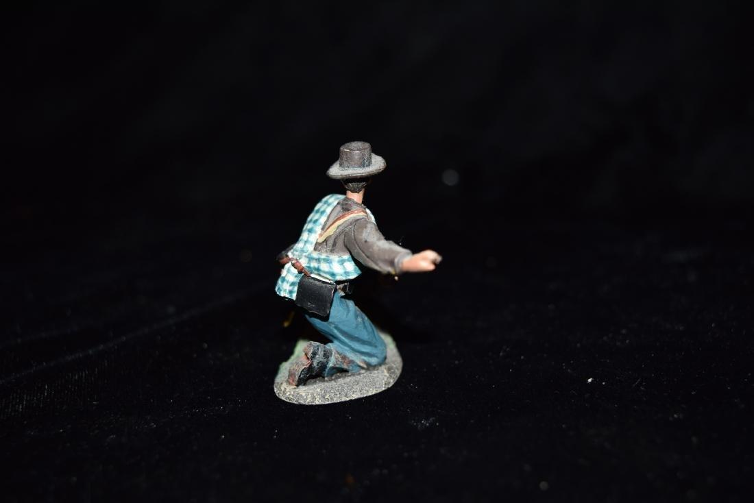 W Britain American Civil War - Confederate Infantry - 5