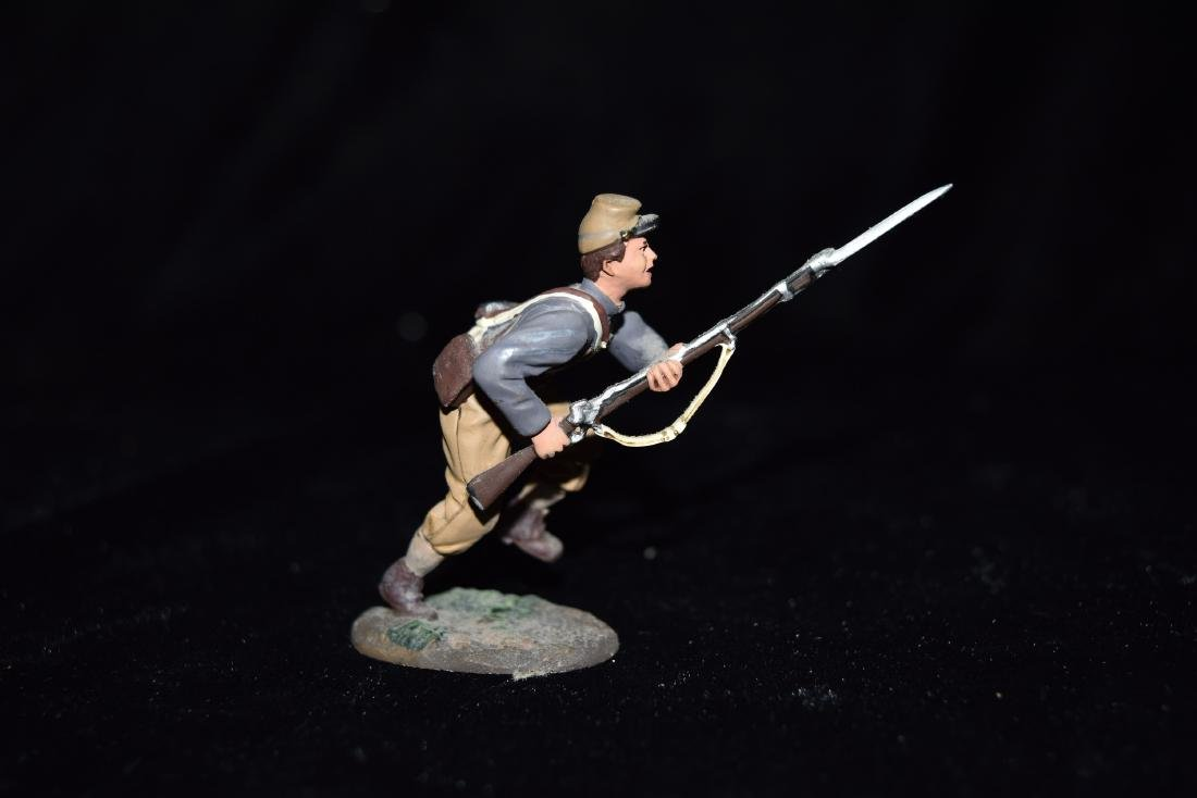 W Britain American Civil War - Confederate Infantry - 3