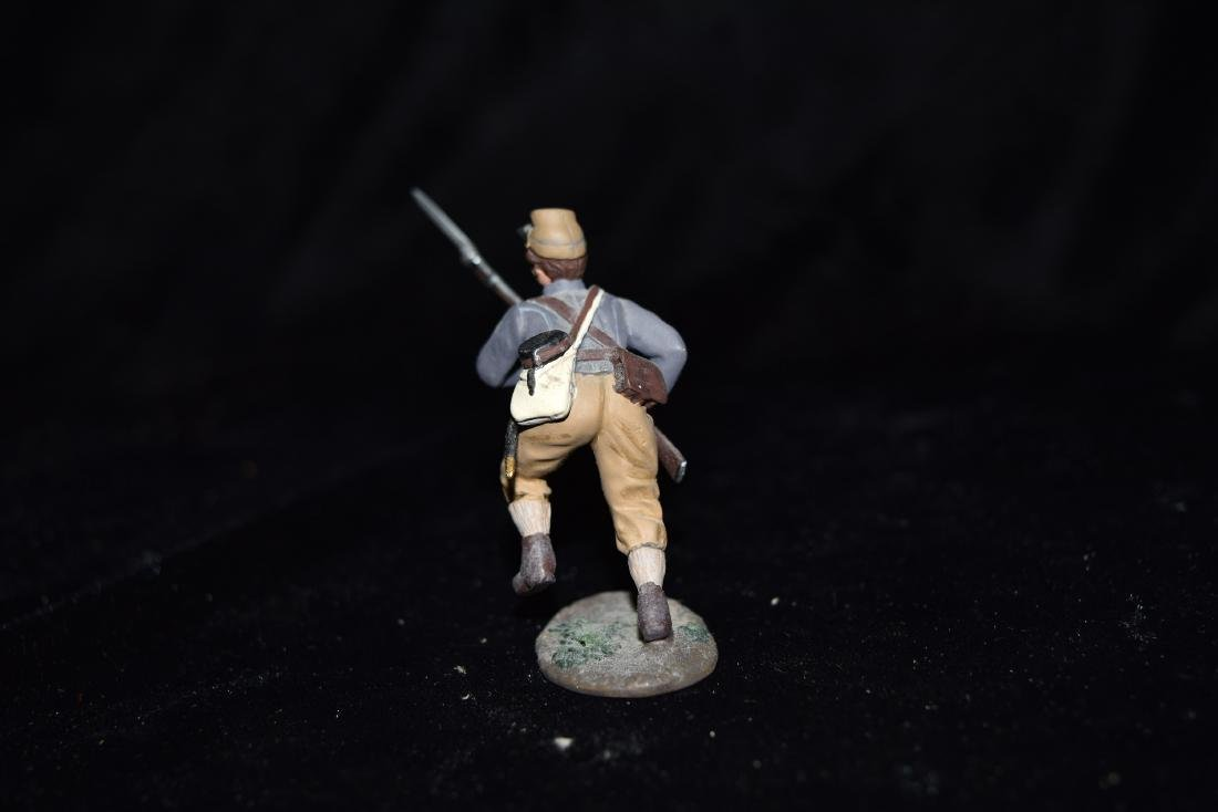 W Britain American Civil War - Confederate Infantry - 5