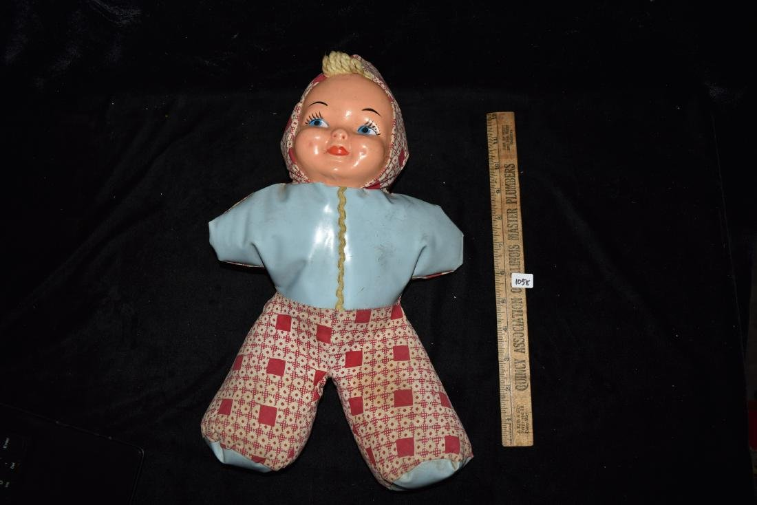 Vintage Baby Doll Mid 20th Century Good Condtion - 4