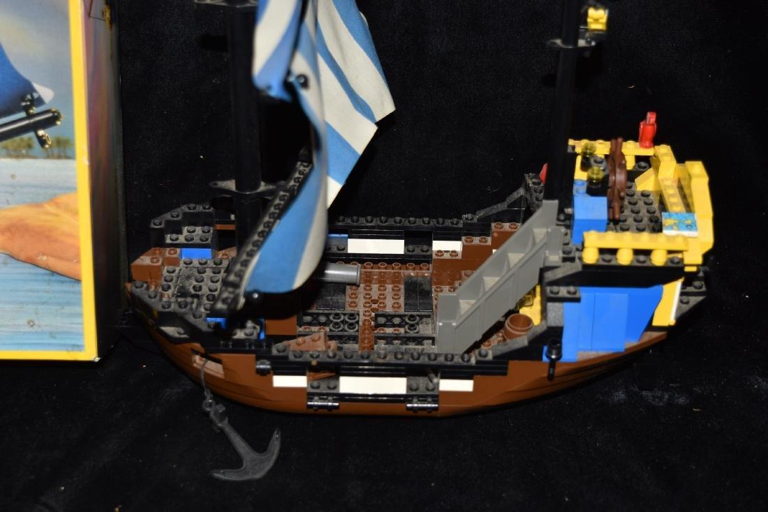 Lego Caribbean Clipper Ship with Original Box - 2