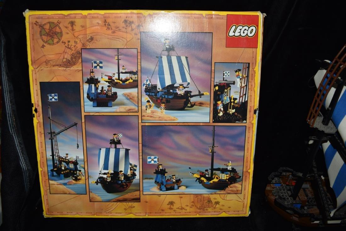 Lego Caribbean Clipper Ship with Original Box - 3