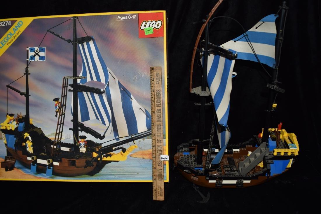 Lego Caribbean Clipper Ship with Original Box - 4