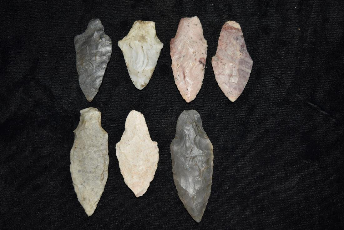7 adena type poins all from MO