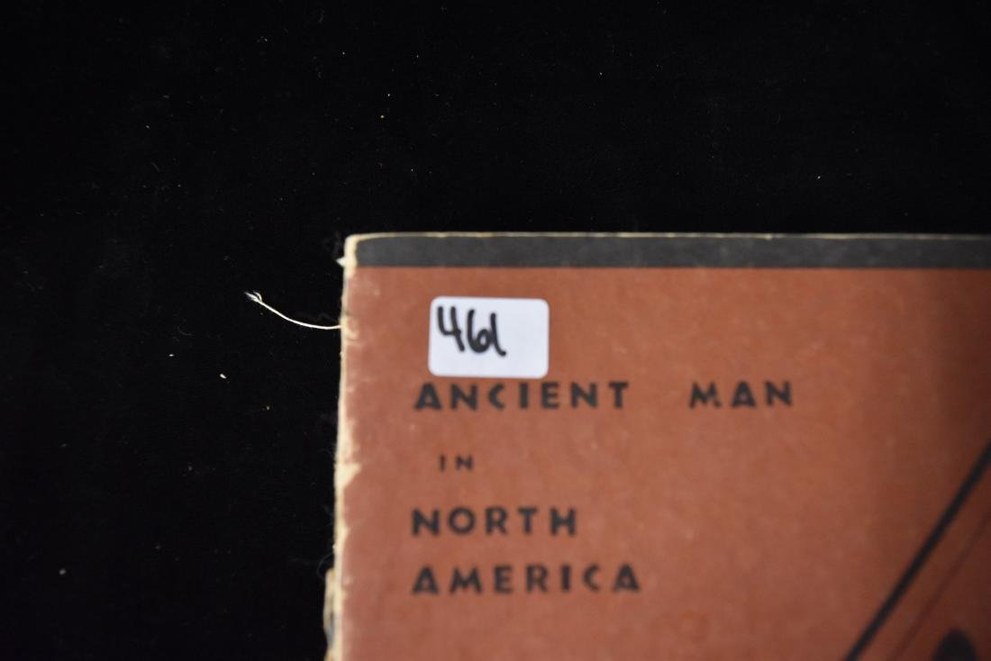 Ancient Man in North America by H.M. Wormington, 1964 - 3