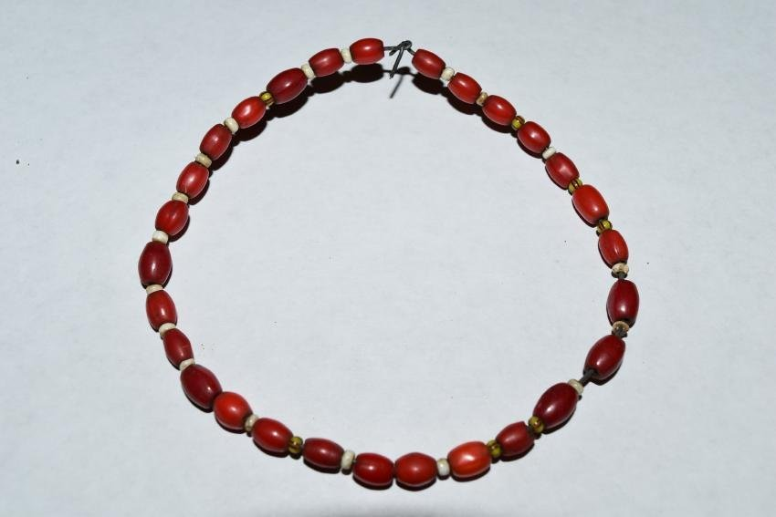 "4 1/2"" Historical trade beads"
