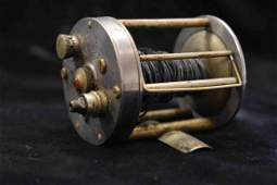 Antique South Bend Anti-Back-Lash Fishing Reel