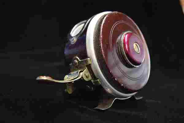 Antique Southbend Open-O-Matic Fishing Reel