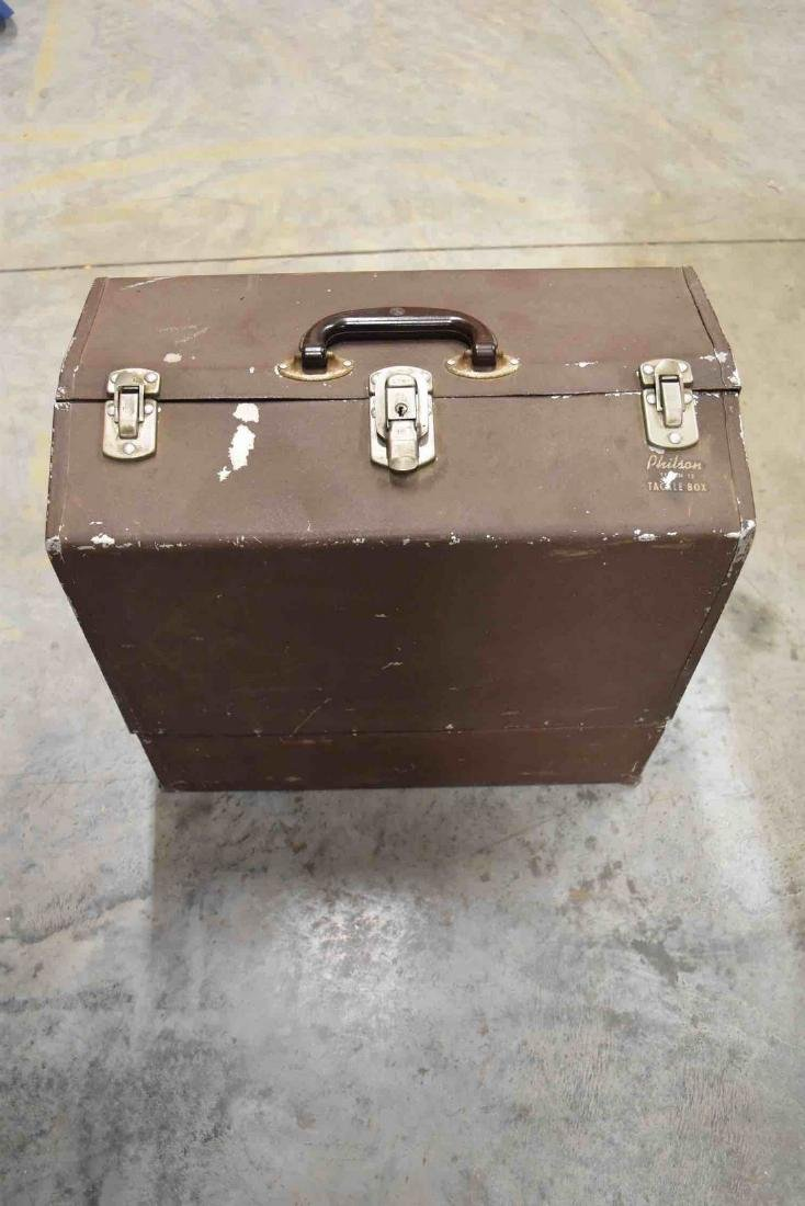 Antique Philson Tackle Box