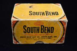 Antique Engraved South Bend Anti Back-Lash No.1000