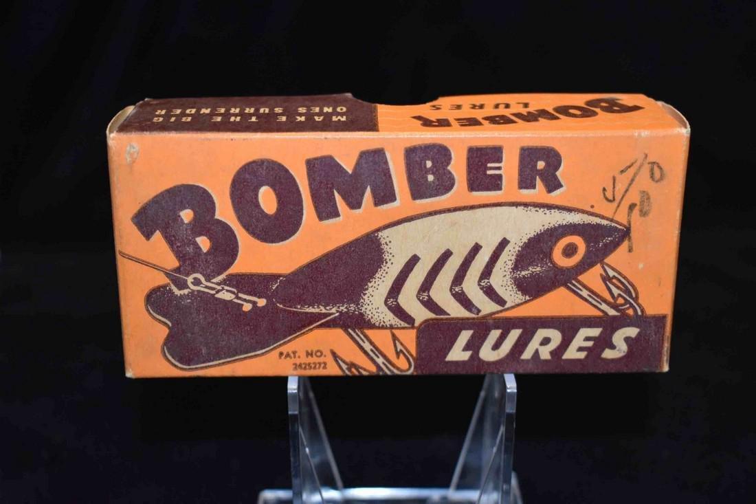 Antique Bomber Fishing Lure