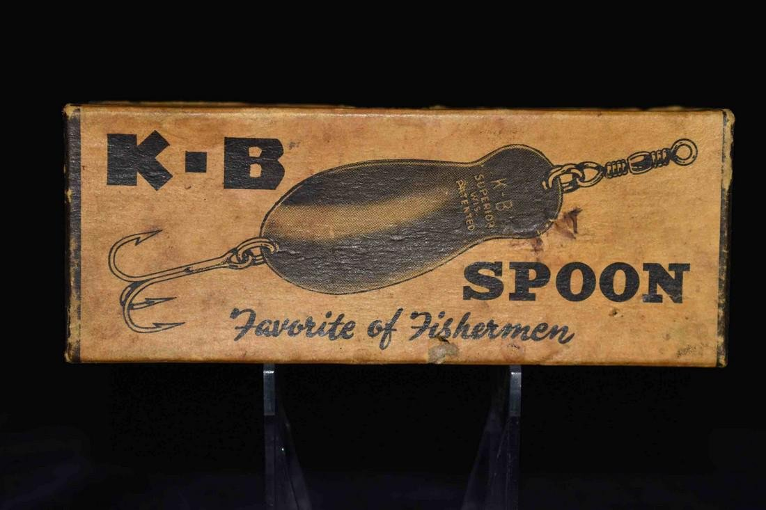 Antique K-B Spoon