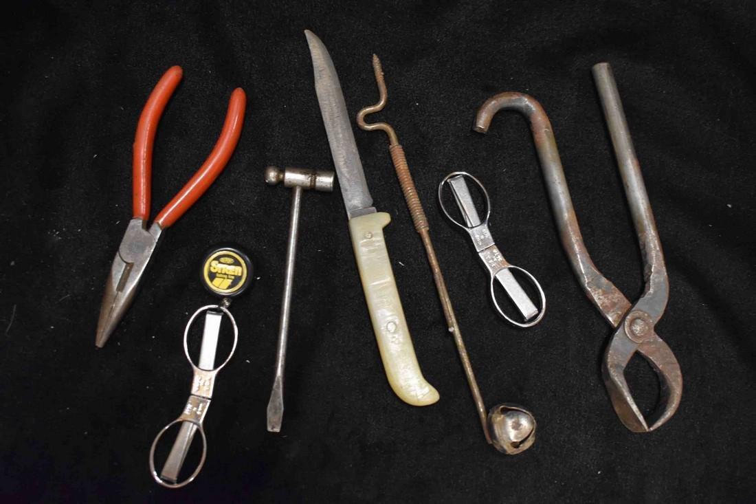 Lot of 8 Fishing Tools